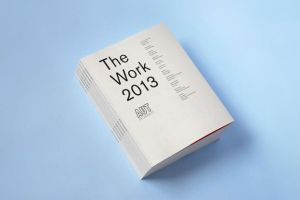 The Work 2013, AUT, designed and edited by Amy Yalland (Index)